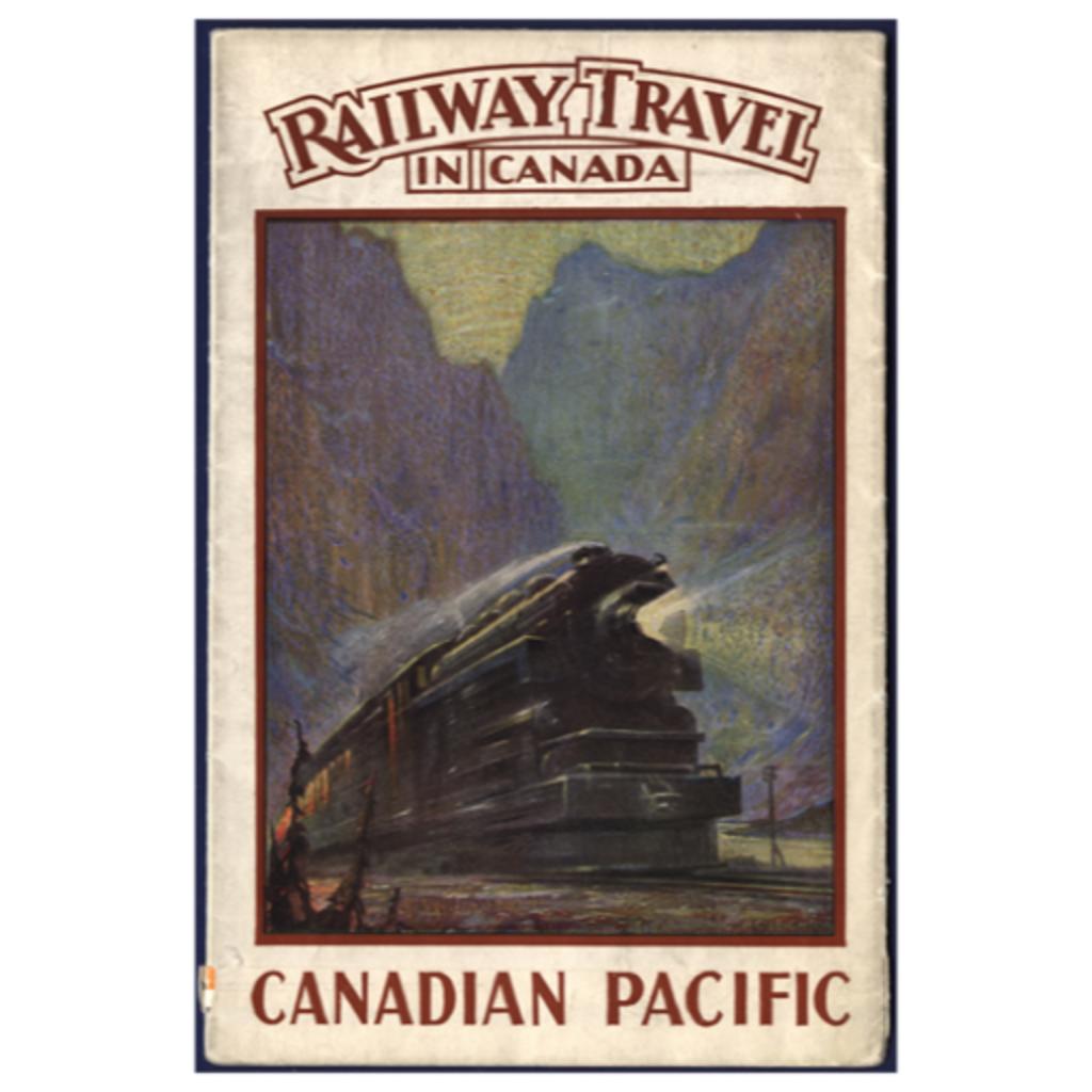 Eurographics Railway Travel in Canada