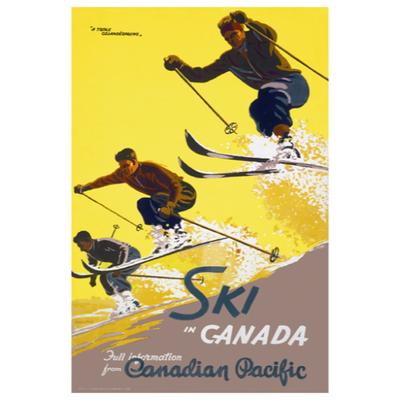 Eurographics Ski in Canada