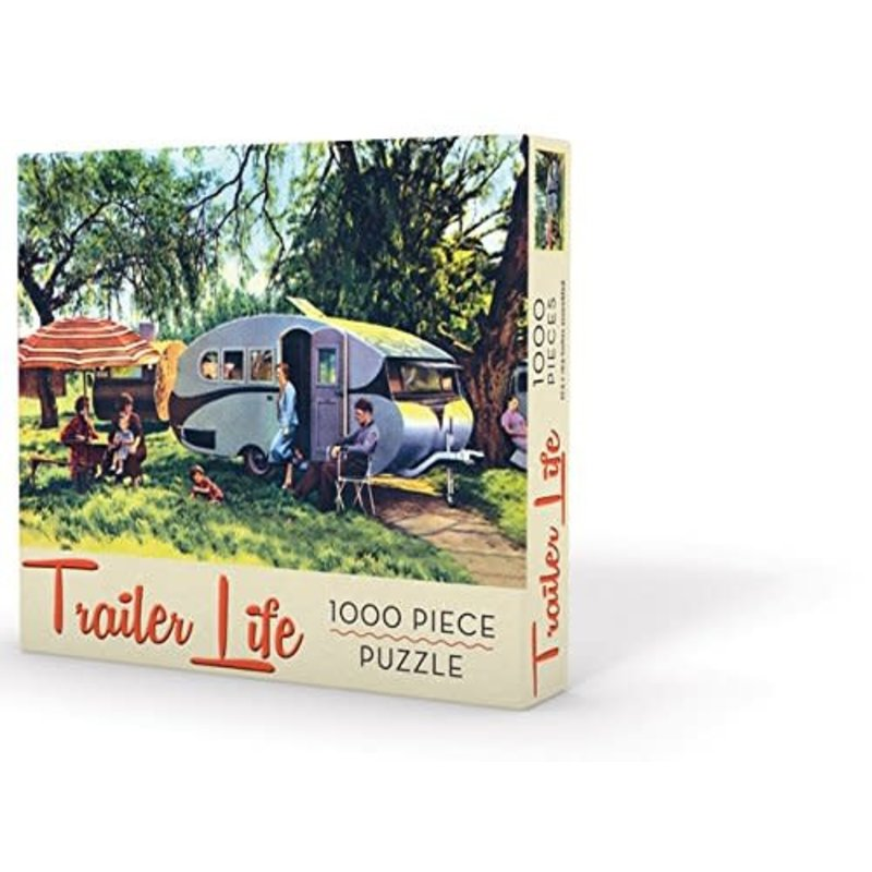Laurence King Trailer Life Puzzle