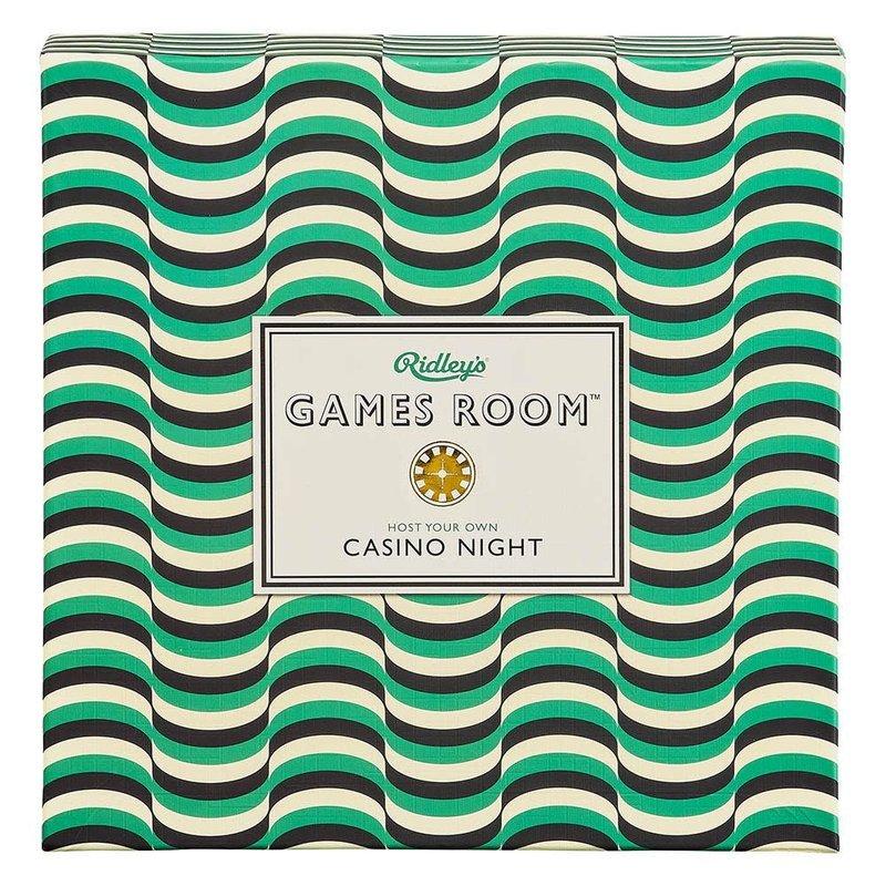 Wild & Wolf Casino Night