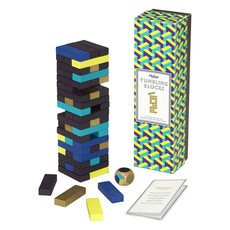 Wild & Wolf Tumbling Blocks