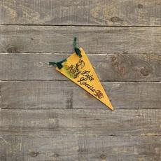 Vivid Vintage Vintage Lake Louise Pennant Yellow