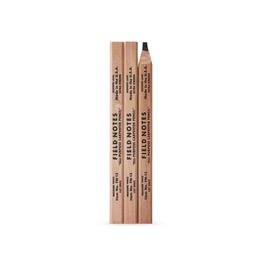 Field Notes Field Notes Carpenter Pencil 3-Pack