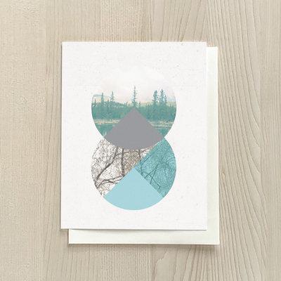 Vivid Print Alberta Nord II