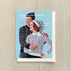 Vivid Print Sweater Material