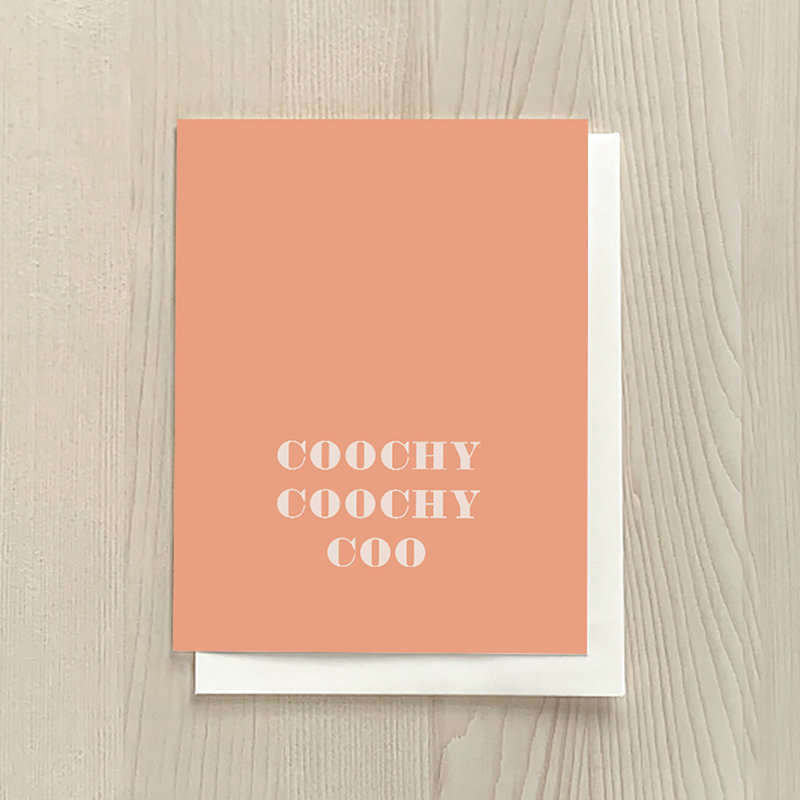 Vivid Print Coochy
