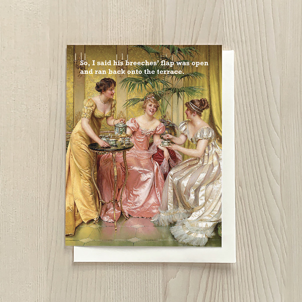 Vivid Print Breeches