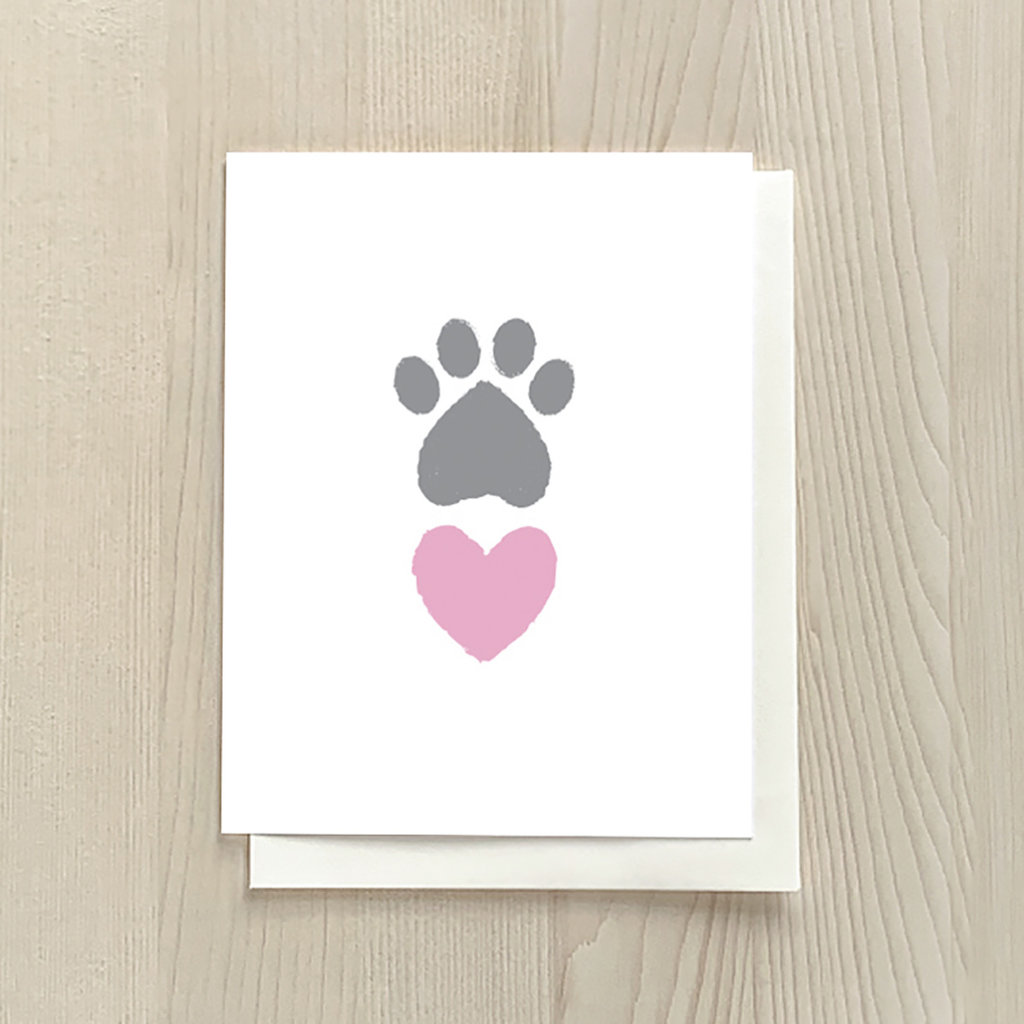 Vivid Print Pet Heart
