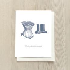 Vivid Print Wedding Congratuations