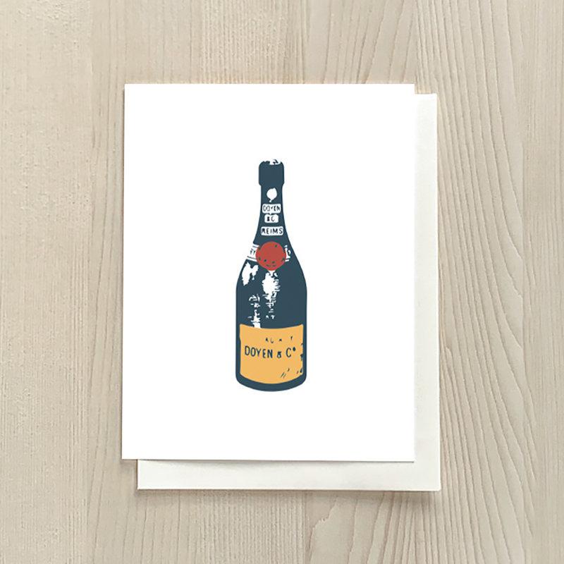 Vivid Print Champagne