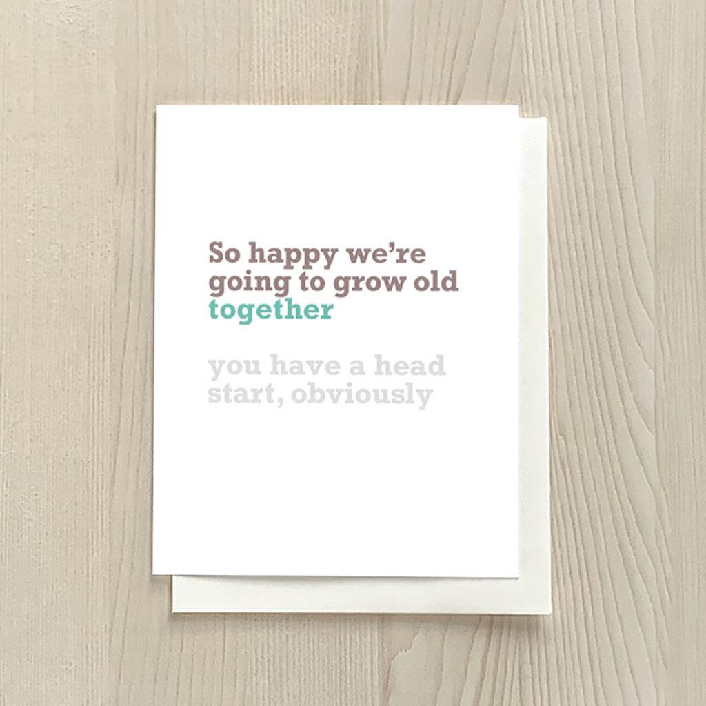 Vivid Print Old Together