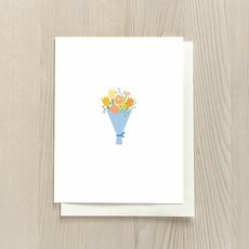 Vivid Print Bouquet