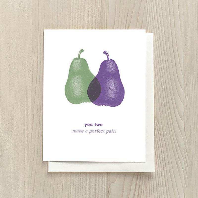 Vivid Print Perfect Pair
