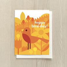 Vivid Print Bird-Day