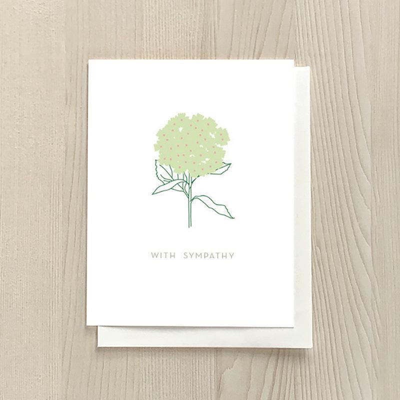 Vivid Print Floral Sympathy