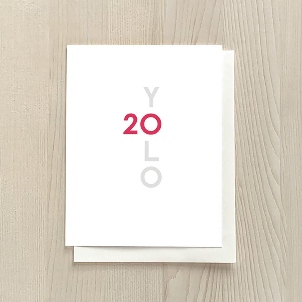 Vivid Print 20YOLO