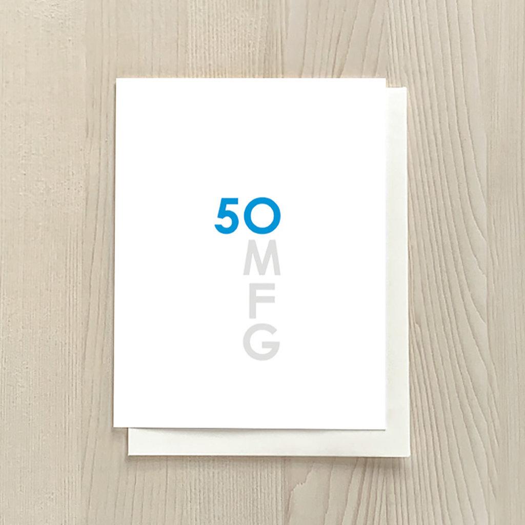 Vivid Print 50OMFG