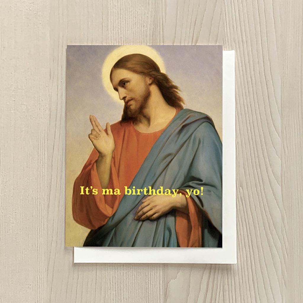 Vivid Print Birthday, Yo
