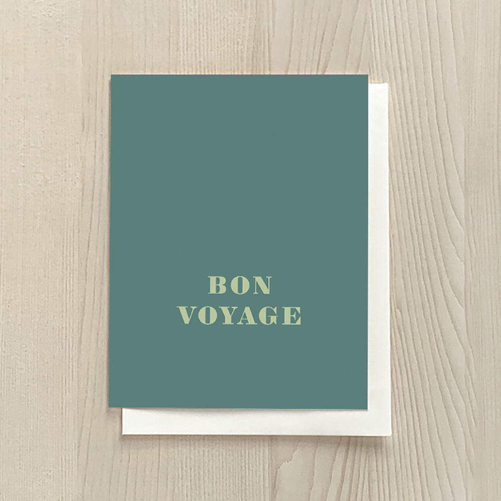 Vivid Print Bon Voyage