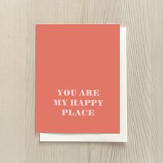Vivid Print Happy Place