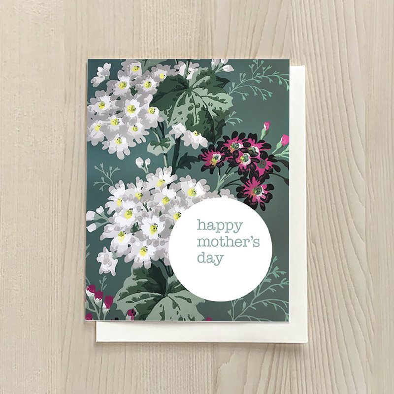 Vivid Print Mother's Day Floral