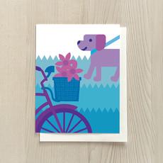 Vivid Print Nice Day