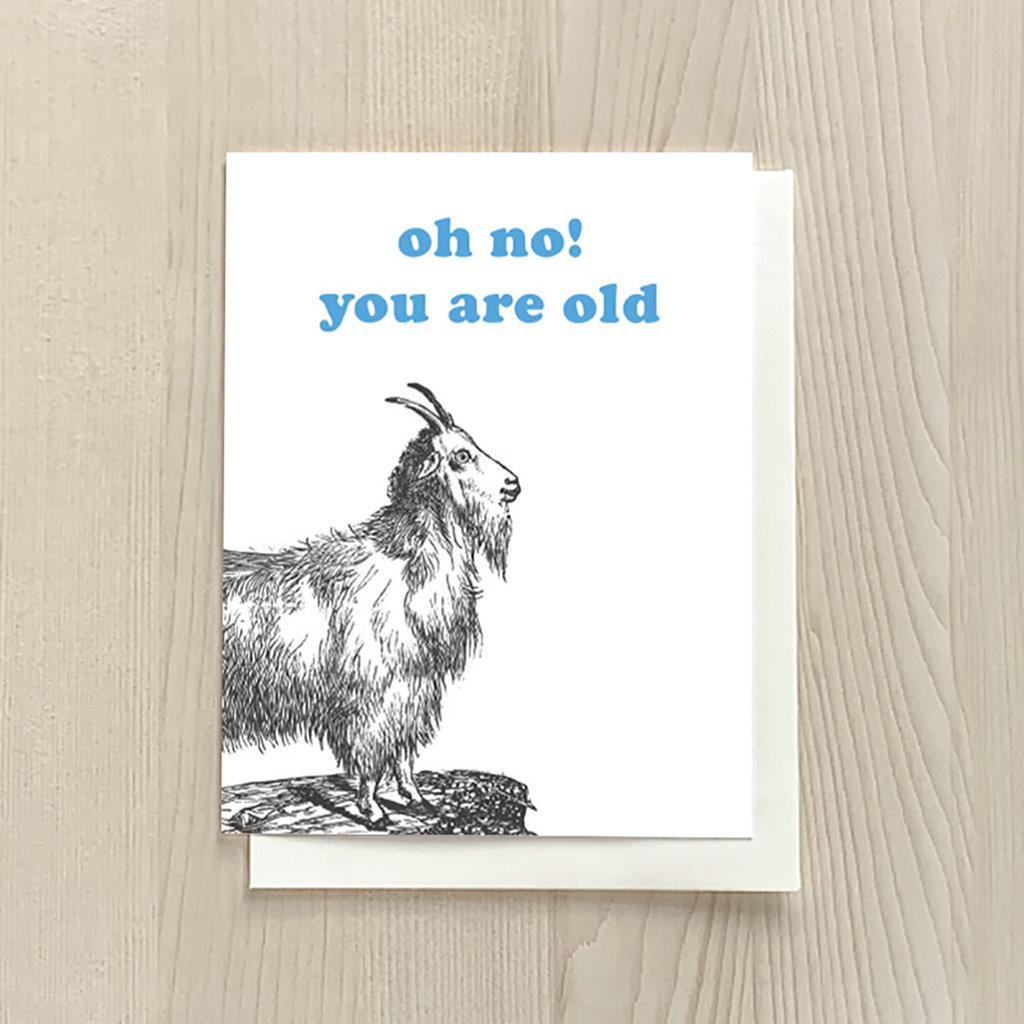 Vivid Print Oh No!