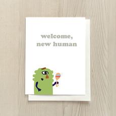 Vivid Print Welcome