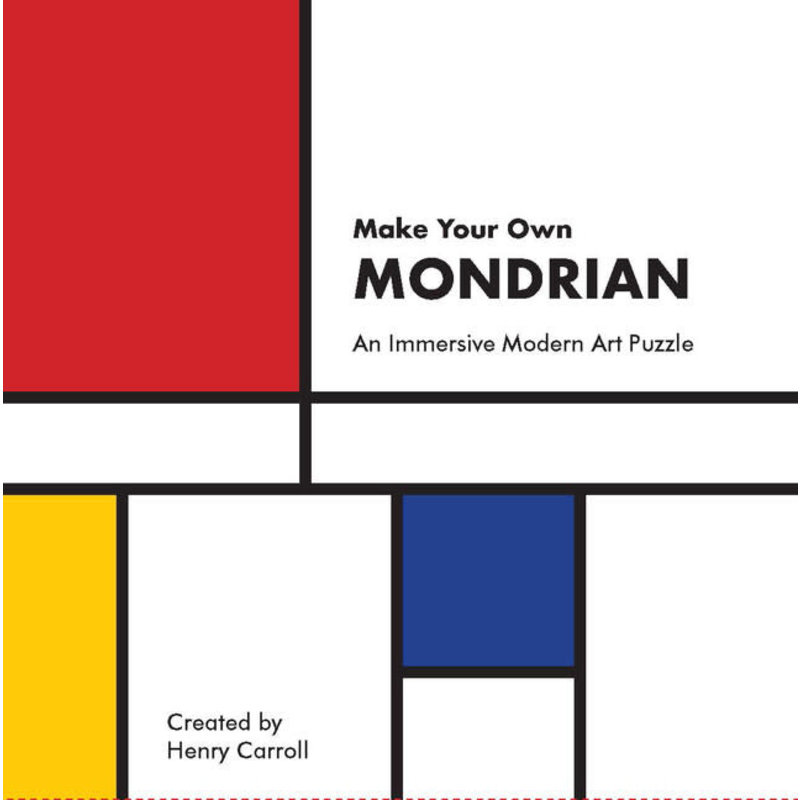 Laurence King Publishing Make Your Own Mondrian