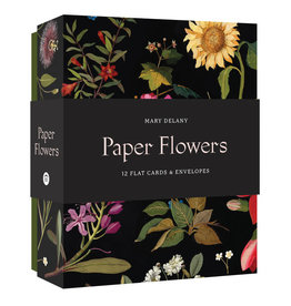 Princeton Architectural Press Paper Flowers Cards and Envelopes: The Art of Mary Delany