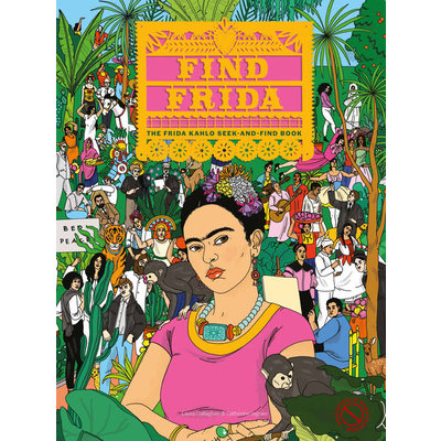 Laurence King Publishing Find Frida