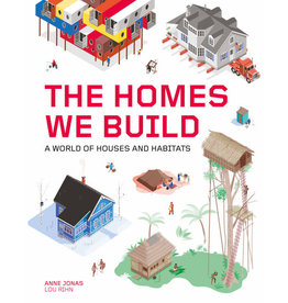 Laurence King Publishing The Homes We Build