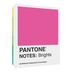 Chronicle Books Pantone Notes: Brights