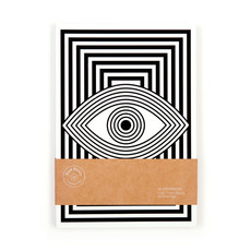 Galison Mudpuppy Now House by Jonathan Adler Wink A5 Notebook