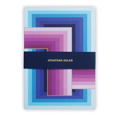 Galison Mudpuppy Jonathan Adler Infinity A5 Notebook