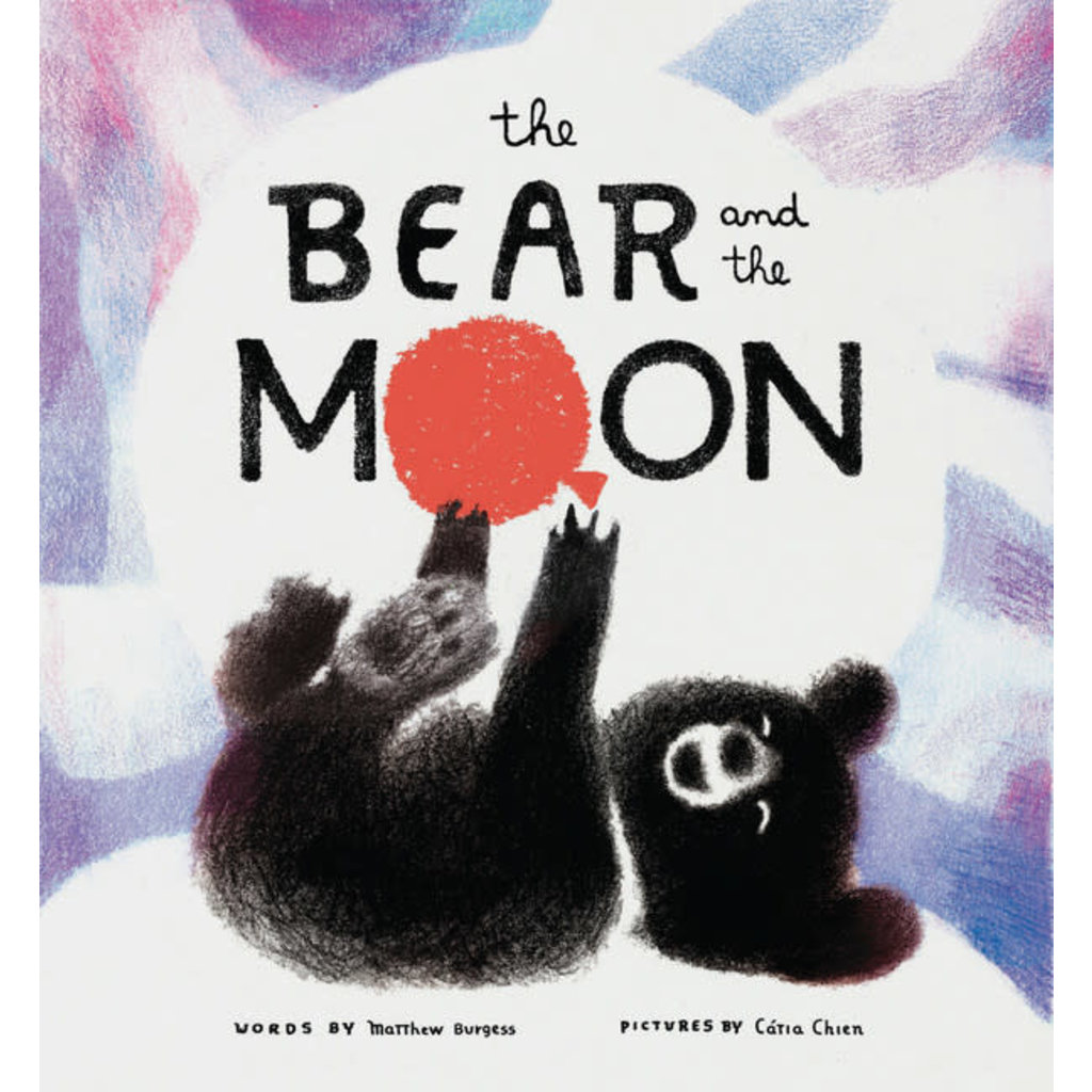 Chronicle Books The Bear and the Moon
