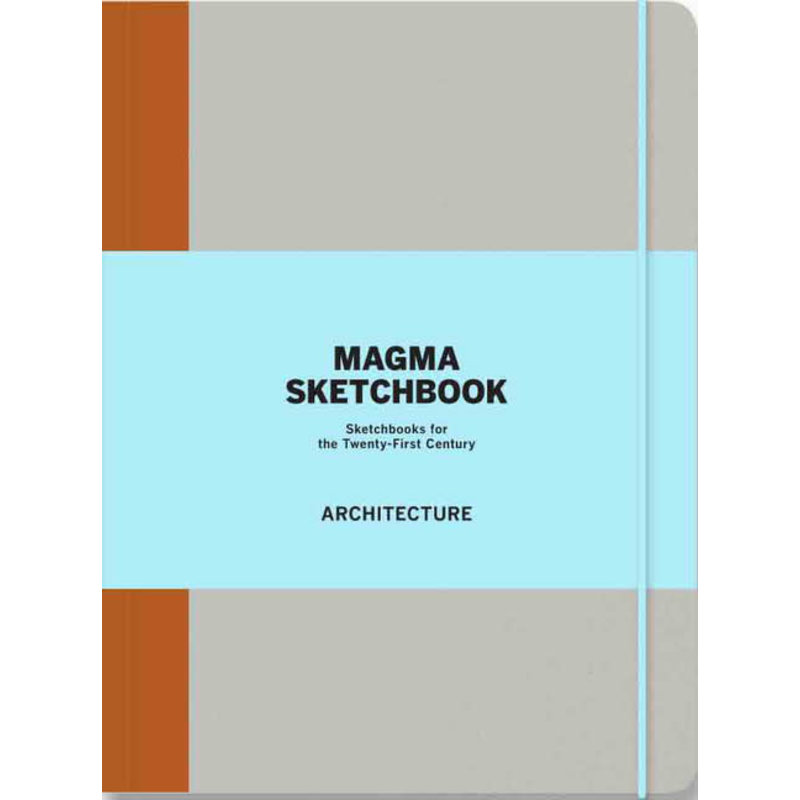 Laurence King Magma Sketchbook: Architecture