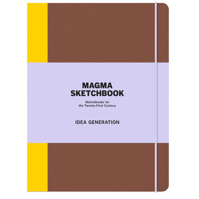 Chronicle Magma Sketchbook: Idea Generation