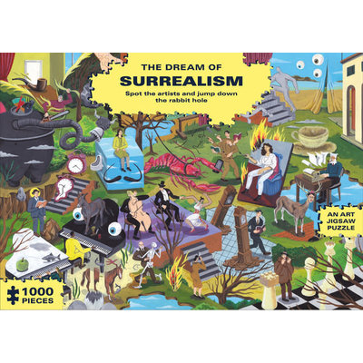 Laurence King Publishing The Dream of Surrealism