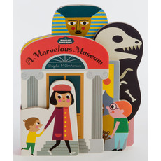 Chronicle Books Bookscape Board Books: A Marvelous Museum