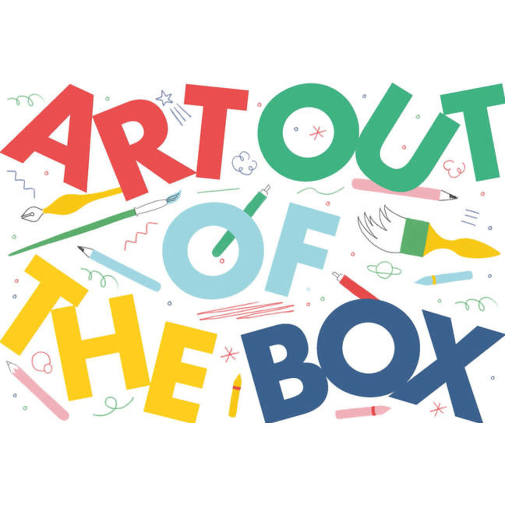 Laurence King Publishing Art Out of the Box
