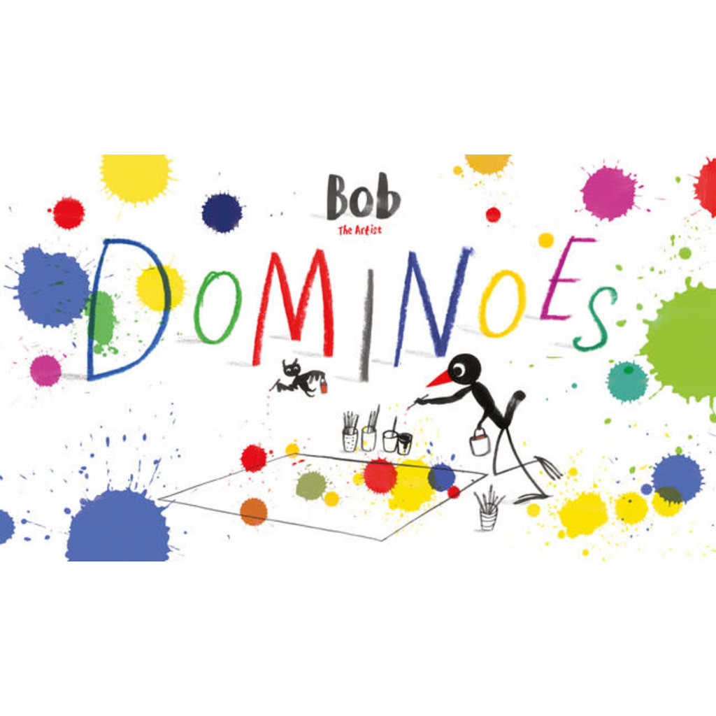 Laurence King Publishing Bob the Artist: Dominoes