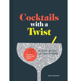 Chronicle Books Cocktails with a Twist