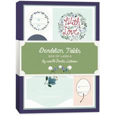 Chronicle Books Dandelion Fields Box of Labels