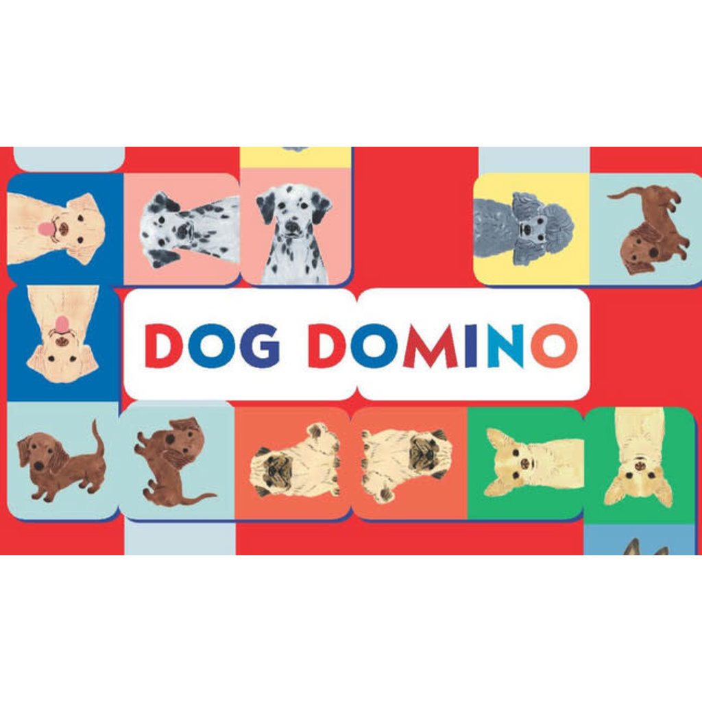 Laurence King Publishing Dog Domino