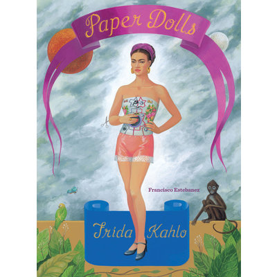Chronicle Books Frida Kahlo Paper Dolls
