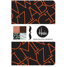 Chronicle Books House Industries Mini Eco-Journals