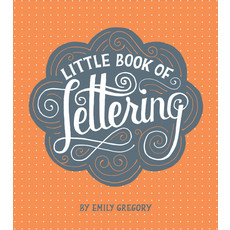 Chronicle Books Little Book of Lettering