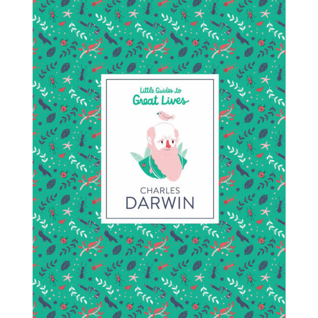 Laurence King Publishing Little Guides to Great Lives: Charles Darwin