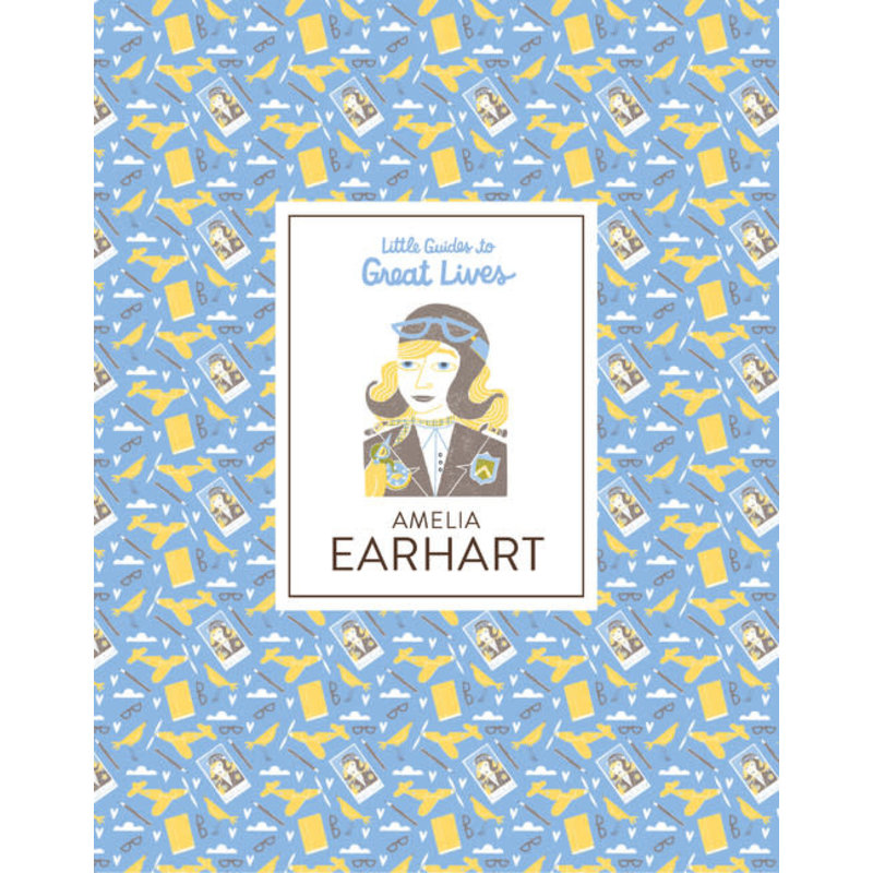 Laurence King Publishing Little Guides to Great Lives: Amelia Earhart